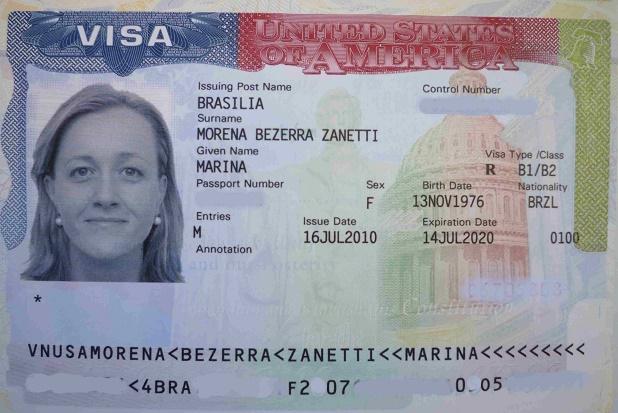 Ảnh Visa