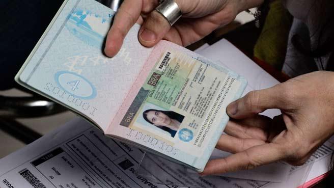 Visa đến Mỹ