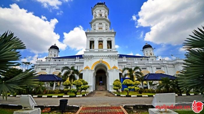 Nhà thờ Sultan Abu Bakar