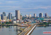 Johor Bahru là cầu nối giữa Malaysia và Singapore
