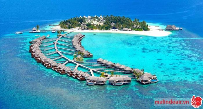 Đảo thiên đường Maldives - Ấn Độ