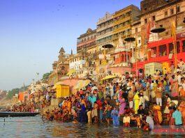 Cuộc sống bên bờ sông Hằng của người dân Varanasi