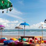 Biển Kuta xinh đẹp ở Bali