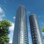 Tòa nhà WTC Colombo tượng trưng cho nét hiện đại của Colombo