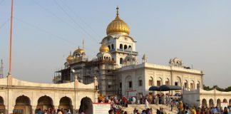 Phố cổ Delhi