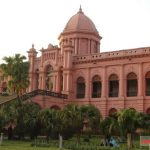 Cung điện màu hồng ở Dhaka