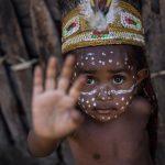 Thung lũng Baliem là nơi có nhiều bộ tộc hoang dã sinh sống