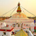 Di sản Boudhanath Stupa đẹp lộng lẫy
