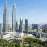 Tháp đôi Petronas - Kuala Lumpur