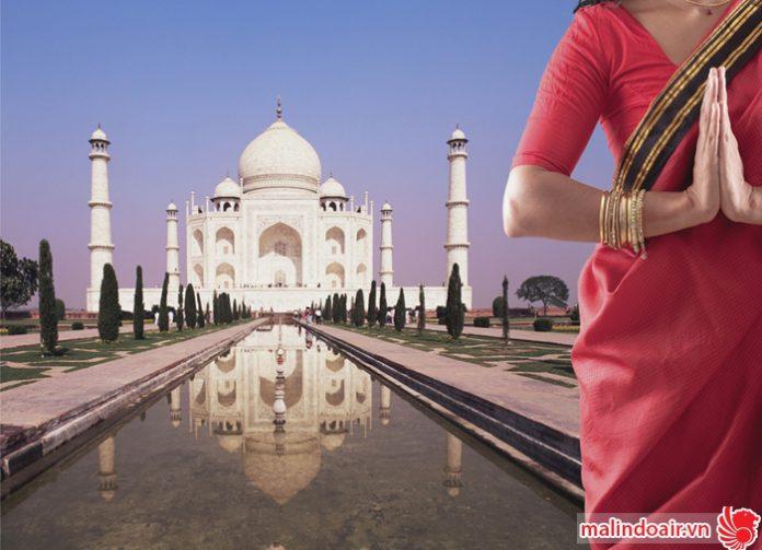 Đền Taj Mahal - biểu tượng Ấn Độ
