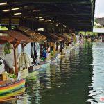 Chợ nổi Lembang