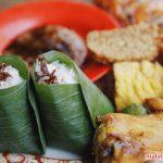 Nasi Uduk (hay cơm nước cốt dừa) nổi tiếng của người Indonesia