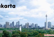 Vé máy bay đi Jakarta (CGK) giá rẻ