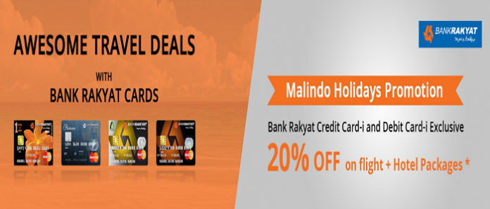 Chương trình khuyến mãi 20% của Malindo Air