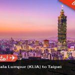 khuyến mãi vé máy bay đi Taipei