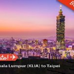 Khuyến mãi vé máy bay đi Taipei giá rẻ
