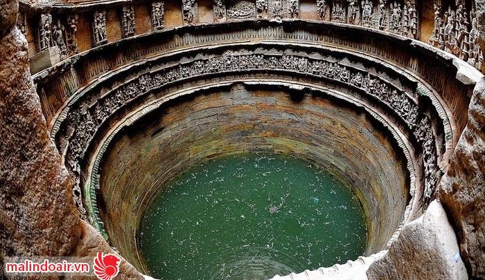 Dấu tích còn sót lại phản ánh một thời kỳ hưng thịnh của Ấn độ