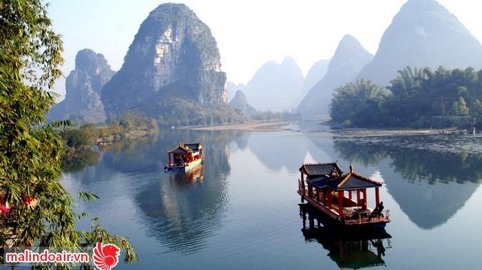 Con sông Ly Giang mộng mơ