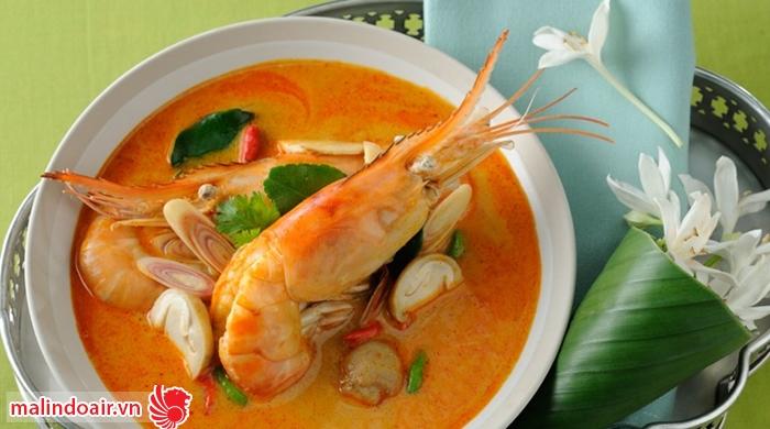 Món ăn miền Nam rất cay và ưa chuộng dùng hải sản