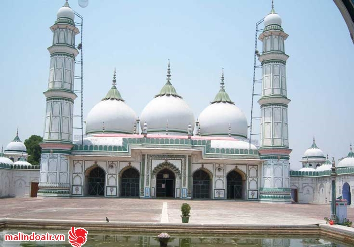 Nhà thờ Hồi giáo Jama Masjid, Delhi