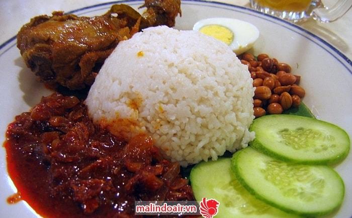 Cơm cà ri Nasi Kandar