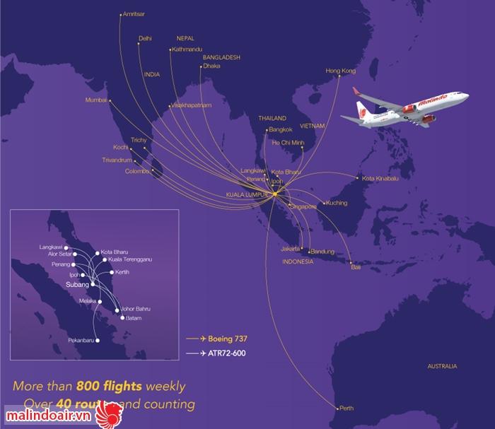 Quy định hành lý của Malindo Air