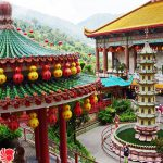 Chùa Cực Lạc- ngôi chùa linh thiêng nhất tại Malaysia