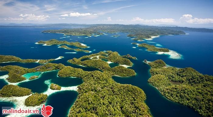 Indonesia- Đất nước của vô vàn những hòn đảo,