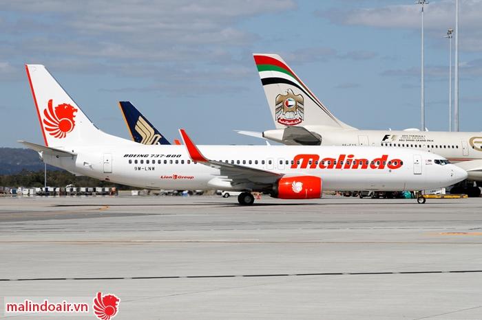 Quy định về hành lý không được phép mang lên máy bay của Malindo Air