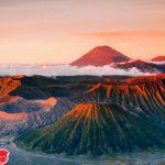 Indonesia- Đất nước của 400 ngọn núi lửa đang hoạt động,