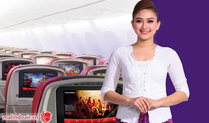 Quy định hoàn vé, đổi vé của Malindo Air
