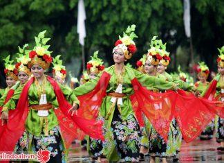 Độc và lạ trong những nét văn hóa của người Indonesia