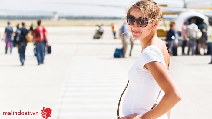 Malindo Air hỗ trợ bà bầu đi máy bay như thế nào?