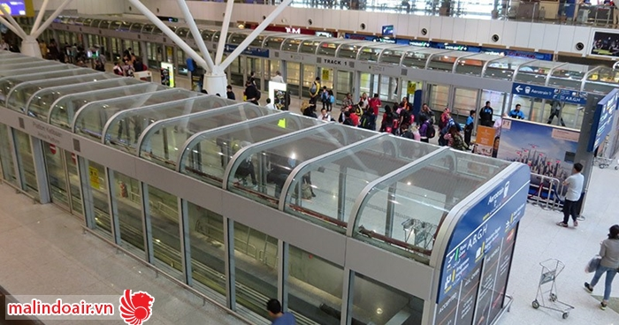 Sân bay quốc tế Kuala Lumpur, Malaysia