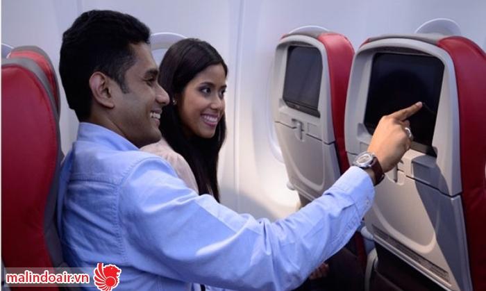 Những ứng dụng thông minh mà Malindo Air đem tới khách hàng