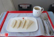 Malindo Air phục vụ những bữa ăn đặc biệt dành cho hành khách