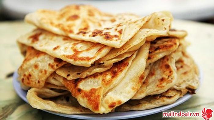 Bánh mỳ Naan