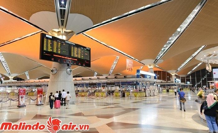 Lưu ý khi làm thủ tục nhập cảnh Malaysia tại sân bay