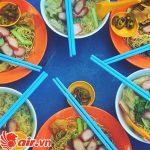 Ẩm thực đường phố Malaysia