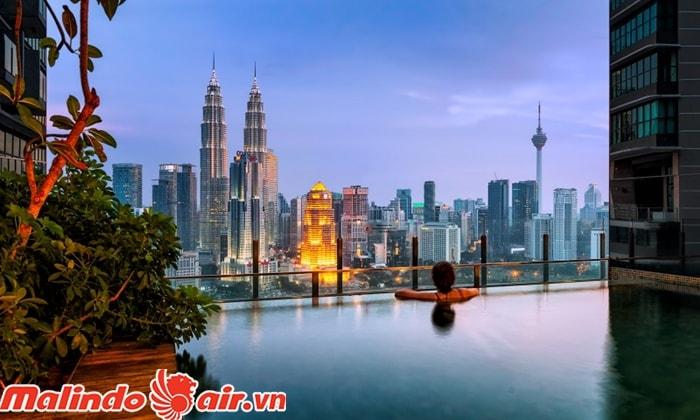 Trải nghiệm du lịch ở Kuala Lumpur