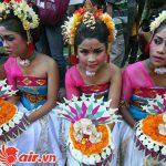 Các lễ hội truyền thống nổi tiếng của người Indonesia