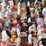 Lễ hội Raran của người Indonesia
