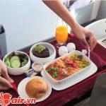 Hạng ghế Thương gia Malindo Air