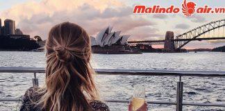 Những địa điểm du lịch nổi tiếng ở Úc