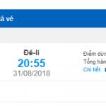 Giá vé từ hãng Thai Airways đi Ấn Độ