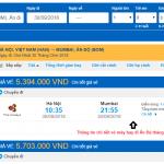 Giá vé máy bay đi Ấn Độ giá rẻ tháng 9/2018