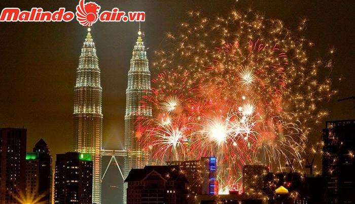 Tết nguyên đán ở thủ đô Kuala Lumpur