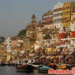 Sông Hằng - con sông ling thiêng nhất ở Ấn Độ