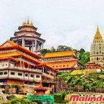 Chùa Kek Lok Si lớn bậc nhất Đông Nam Á