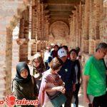 Hàng năm thu hút rất nhiều khách du lịch